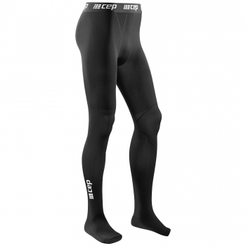 CEP Recovery Pro Compression Tights Herren | Black