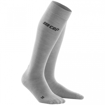 CEP Allday Compression Socks Herren | Light Grey