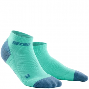 CEP Run 3.0 Low Cut Compression Socks Herren | Mint Grey