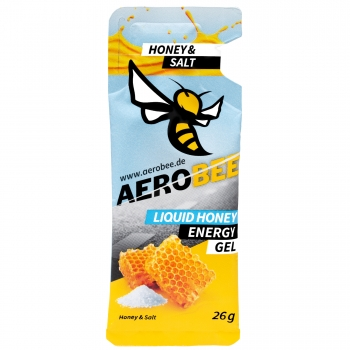 Aerobee Liquid Honey Energy Gel *100% natürlich*