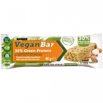 NAMEDSPORT Vegan Bar *30% grünes Protein*