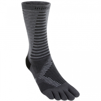 Injinji Run Lightweight Crew | Opal-Grey | Dünn