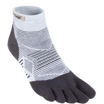 Injinji Run Lightweight Mini Crew | Gray | Dünn