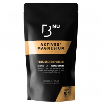 B//NU Aktives Magnesium *Vitamin B6*
