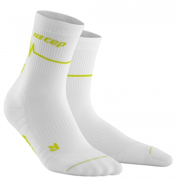 CEP Run 3.0 Mid Cut Socks Damen | Heartbeat Sun Light
