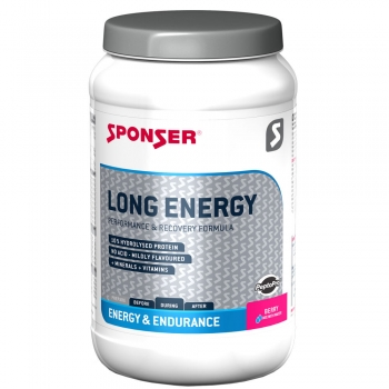 Sponser Long Energy *Competition & Regeneration*