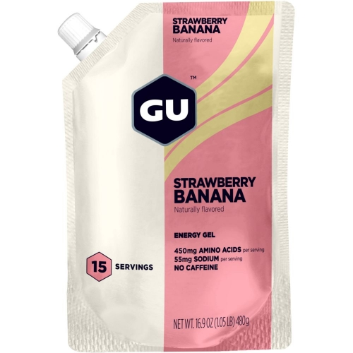 GU Energy Gel Kohlenhydrate-Gel Strawberry Banana