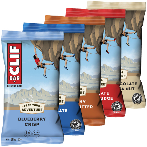 Clif Bar Energy Bar *Testpaket*