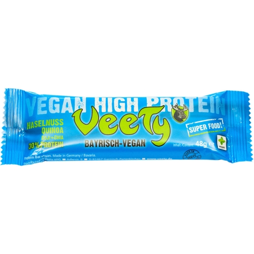 Veety Vegan High Protein Bar *Bayerisch-Vegan*