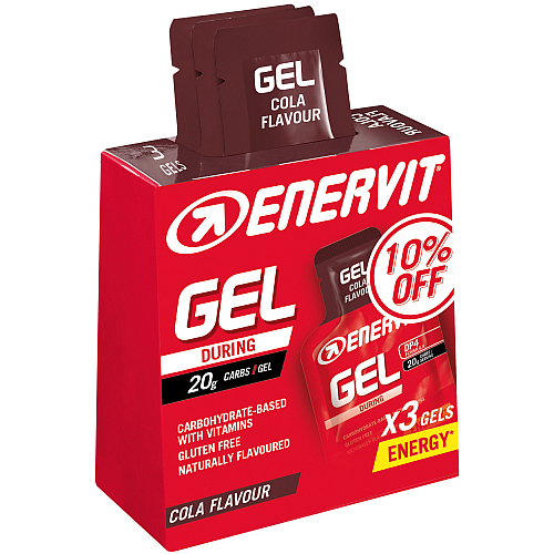 Enervit Sport Energy Gel Citrus with Caffeine