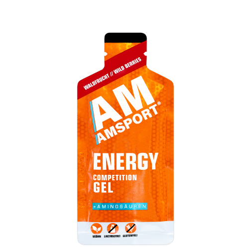 AM Sport Energy Competition Gel Wildberry