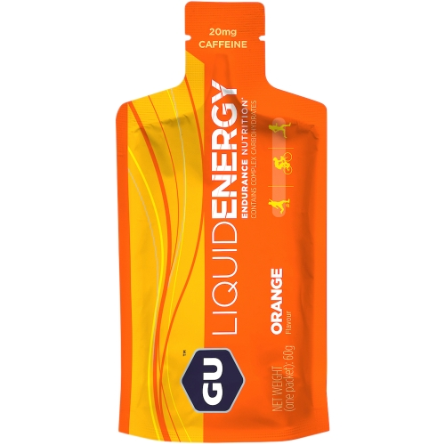 GU Liquid Energy Gel Orange