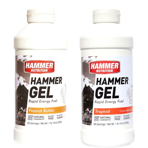 Hammer Nutrition Hammer Gel Energiegel Peanut-Butter / Tropical